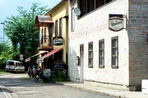 Zebegény- Kulacs Restaurant