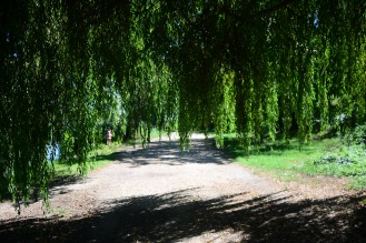 Csepel- Kolonics György walkway